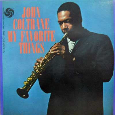 JOHN COLTRANE - My Favorite Things - LP