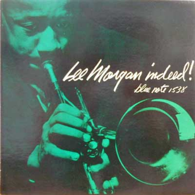 LEE MORGAN - Indeed: Presenting - LP