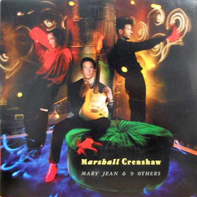 MARSHALL CRENSHAW - Mary Jean & 9 Others - LP