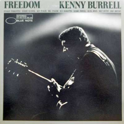 KENNY BURRELL - Freedom - LP