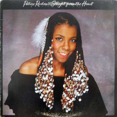 PATRICE RUSHEN - Straight From The Heart - LP