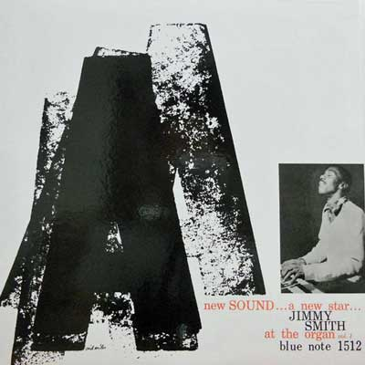 JIMMY SMITH - At The Organ Vol. 1: A New Star A New Sound - 33T