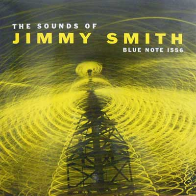 JIMMY SMITH - The Sounds Of Jimmy Smith - LP