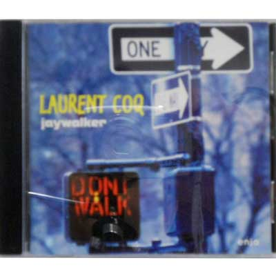 LAURENT COQ - Jaywalker - CD