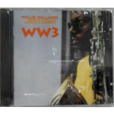 WILLIE WILLIAMS - WW3 - CD
