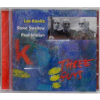 LEE KONITZ - Three Guys - CD