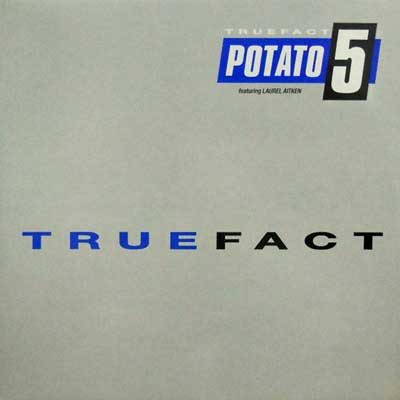 POTATO 5: FIVE - Truefact - LP