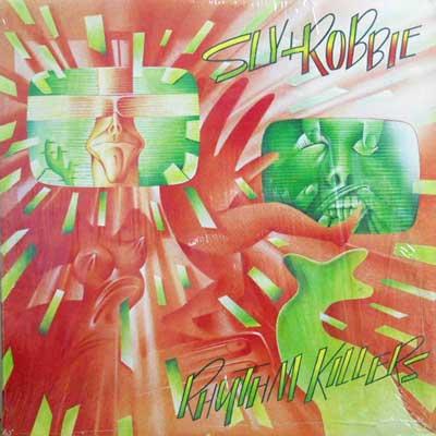 SLY & ROBBIE - Rhythm Killers - 12 inch x 1