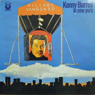 KENNY BURRELL - In New York - LP