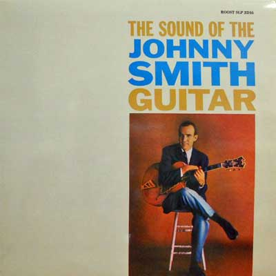 JOHNNY SMITH - The Sound Of The Johnny Smith Guitar - LP