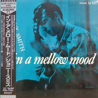 JOHNNY SMITH - In A Mellow Mood - LP