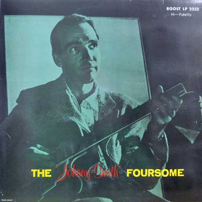 JOHNNY SMITH - Foursome - LP