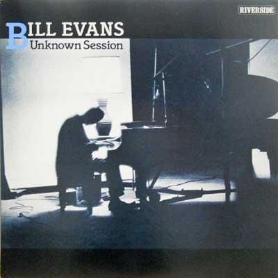 BILL EVANS - Unknown Session - LP