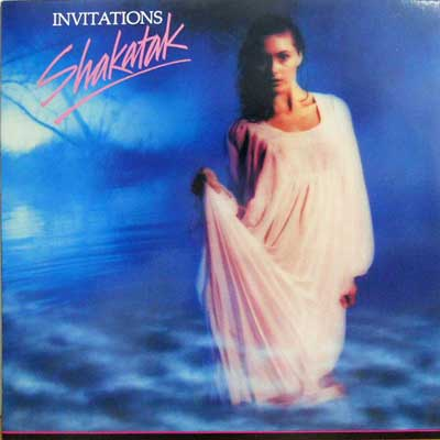 SHAKATAK - Invitations - LP