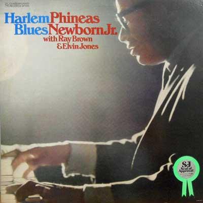 PHINEAS NEWBORN JR. - Harlem Blues - LP