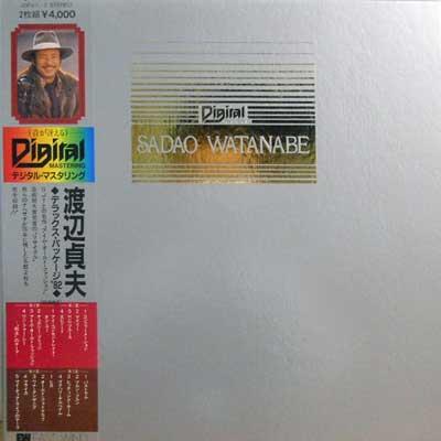 """N•Ó'Å•V: SADAO WATANABE - Deluxe Package '82 - LP"