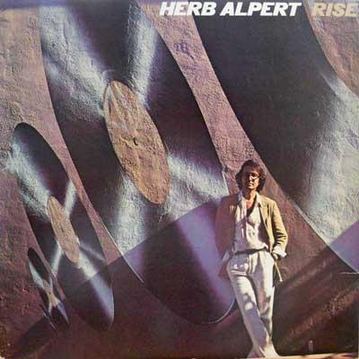 HERB ALPERT - Rise - LP