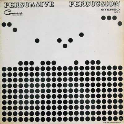 STARRING TERRY SNYDER - Persuasive Percussion - LP