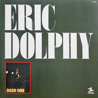 ERIC DOLPHY - Dash One - LP