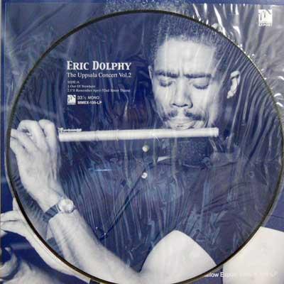 ERIC DOLPHY - The Uppsala Concert Vol. 2 - LP