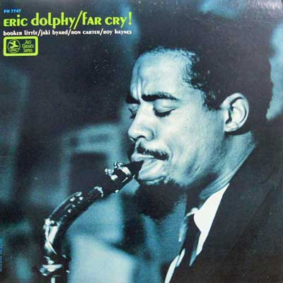 ERIC DOLPHY - Far Cry With Booker Little - LP