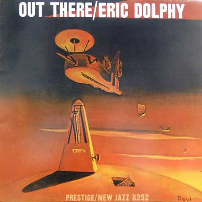 ERIC DOLPHY - Out There - LP