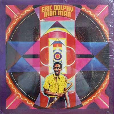 ERIC DOLPHY - Iron Man - LP