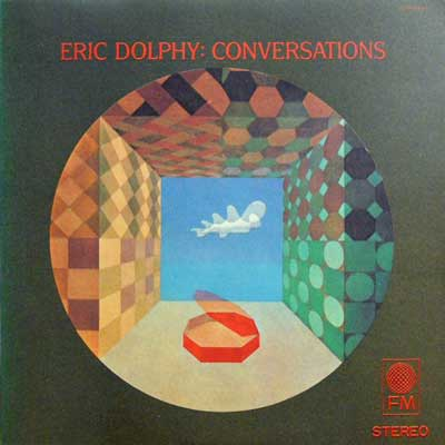 ERIC DOLPHY - Conversations - LP