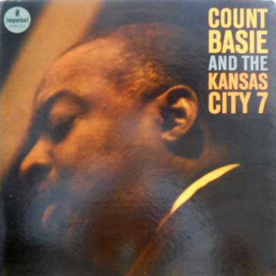 COUNT BASIE - And The Kansas City 7 - LP