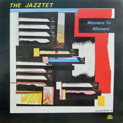 JAZZTET - Moment To Moment - LP