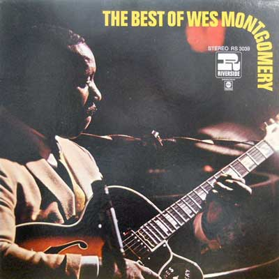 WES MONTGOMERY - The Best Of - LP