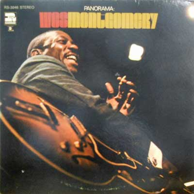 WES MONTGOMERY - Panorama - LP