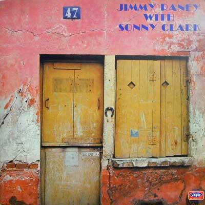 JIMMY RANEY WITH SONNY CLARK - Jimmy Raney With Sonny Clark - LP