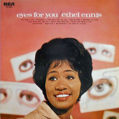 ETHEL ENNIS - Eyes For You - LP