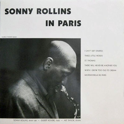 SONNY ROLLINS - The Bridge - LP