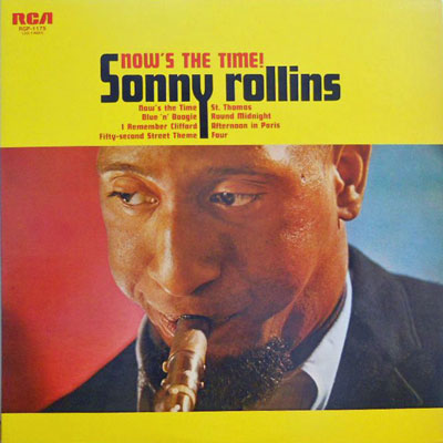 SONNY ROLLINS - In Paris - LP