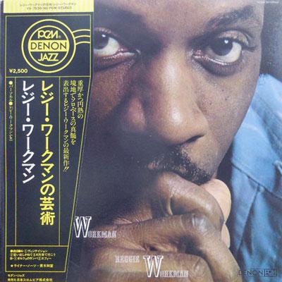 REGGIE WORKMAN - The Works Of Workman - LP