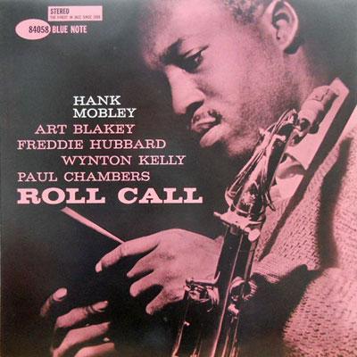 HANK MOBLEY - Roll Call - LP