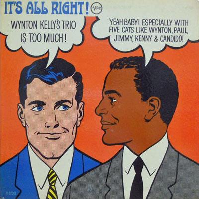 WYNTON KELLY TRIO - It's All Right - LP