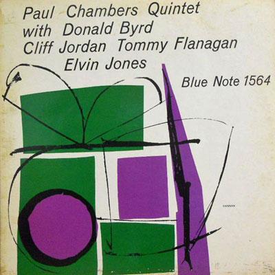 PAUL CHAMBERS QUINTET - Paul Chambers Quintet - LP