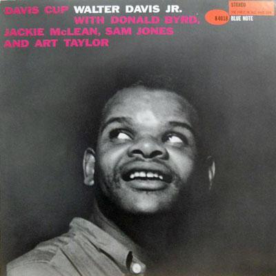 WALTER DAVIS JR. - Davis Cup - LP