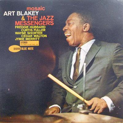 ART BLAKEY AND THE JAZZ MESSENGERS - Mosaic - LP