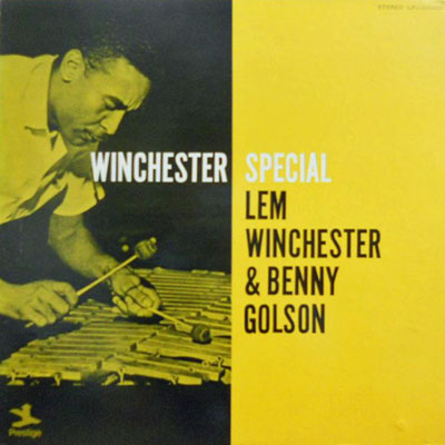 LEM WINCHESTER & BENNY GOLSON - Winchester Special - LP