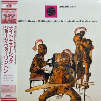 GEORGE WALLINGTON - Knight Music - LP