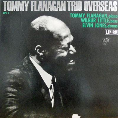 TOMMY FLANAGAN TRIO - Overseas - LP