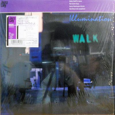 WALTER DAVIS JR. - Illumination - LP