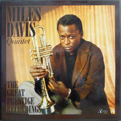 MILES DAVIS QUINTET - The Complete Prestige Recordings - LP