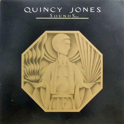 QUINCY JONES - Sounds... And Stuff Like That!! - LP