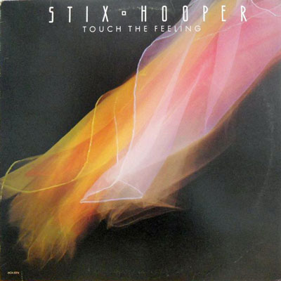 STIX HOOPER - Touch The Feeling - LP
