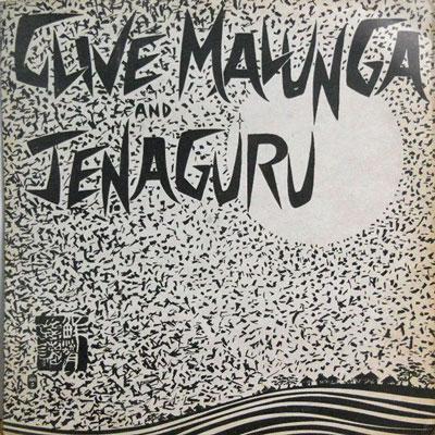 CLIVE MALUNGA & JENAGURU - Jenaguru / Netsai - Maxi sencillo x 1